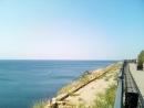 Высокий берег.