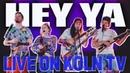 Hey Ya! - Live On German TV Nov '18 (Walk off the Earth)