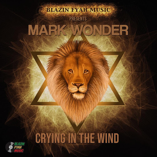 Mark Wonder альбом Crying in the Wind