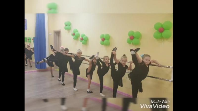 Детский развивающий клуб ЛогоС Танцевальная студия МЕЧТА старшая группа