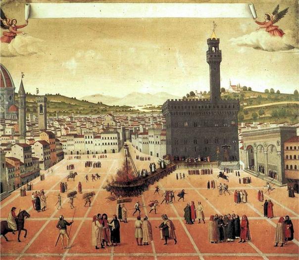Флоренция В 59 году до н. э. на месте нынешней Флоренции было основано поселение римских ветеранов, получившее название «Флоренция» («цветущая»). В дальнейшем оно превратилось в город, который в
