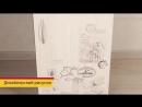 Обзор компьютерного стола Орион 10.10 от DaVita-мебель г. Подпорожье ул. Пионерская д.3 ТЦ «ЛЮКС» Второй этаж, офис №3