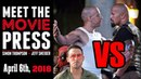 The Rock and Vin Diesel's Beef, Jack Kesy Cut from Deadpool2, More! - Meet the Movie Press
