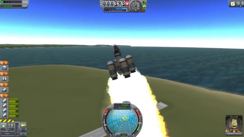 Kerbal Space Program — Настоящий гимн космонавтике! (Обзор)_HD.mp4