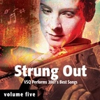 Vitamin String Quartet альбом Strung Out, Vol. 5: VSQ Performs 2007's Best Songs