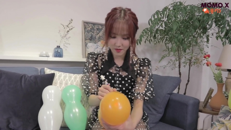 180515 Yuju of GFriend @ Be Taciturn Ep.126