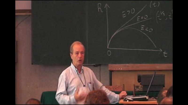 2006 | Физика Вселенной | Общая теория относительности и космология Часть 1 - 05|06