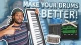 How to Make Drums EASILY In Logic Pro X Ultrabeat Drum Sampling Tutorial