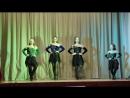 Джига ансамбль ирландских танцев Камелот