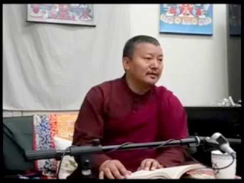 Кхенринпоче Наванг Намгьял - Лекция о бодхичитте (Кhenrinpoche Namgyal about bodhichitta)