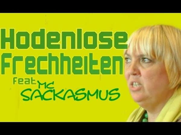 Der Grüne Salon 10 Hodenlose Frechheiten feat McSackAsmus Satire