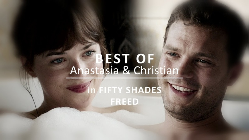 BEST of Anastasia Christian | Fifty Shades Freed