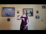 Отстройка корпуса, упражнения для мышц рук и спины во фламенко