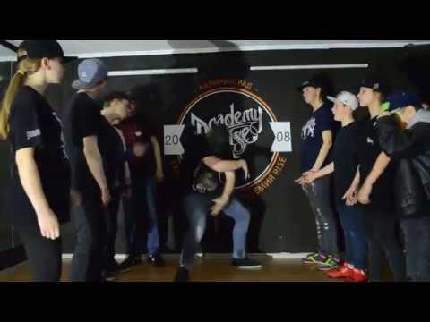 DarkLandWarrior vs Baby G Vandal  3 Tour 