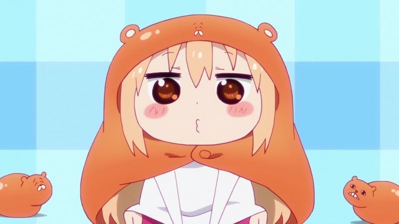 [AnimeOpend] Himouto! Umaru-chan R (TV-2) 1 OP | Opening (NC) / Двуличная сестренка Умару! (ТВ-2) 1 Опенинг (1080p HD)