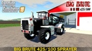 Farming Simulator 19 - BIG BRUTE 425/100 SELF-PROPELLED SPRAYER