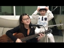 Marshmello Anne-Marie - FRIENDS Cover by Gail Sophicha Mini Mello.