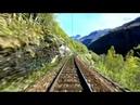 Disco 80s. Martino Mode Love travel Train. Walking train spacesynth speed magic mix