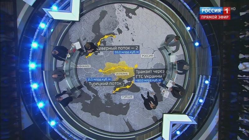 Агрессор СОХРАНИ транзит! Украина требует у России денег и газ