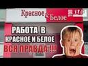 Работа в Красное и Белое ВСЯ ПРАВДА   Топ Кадр