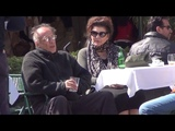 Adriano Celentano e Claudia Mori a Portofino - 04 04 2015