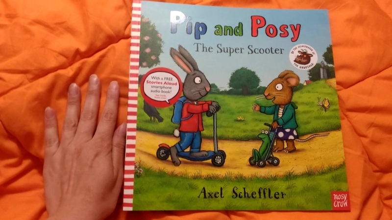 Pip and Posy Super Scooter Nosy Crow
