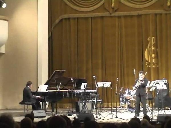 Tромбон в джазе Trombone in jazz 7 Come Rain Or Shine