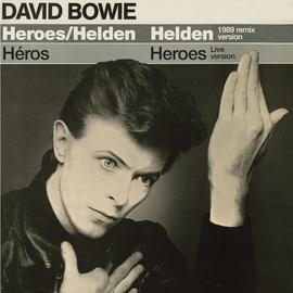 David Bowie альбом 'Heroes'/'Helden'/'Héros' E.P.