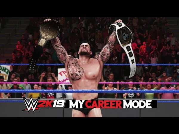 WWE 2K19 My Career Mode - Ep 18 - HELL IN A CELL!!