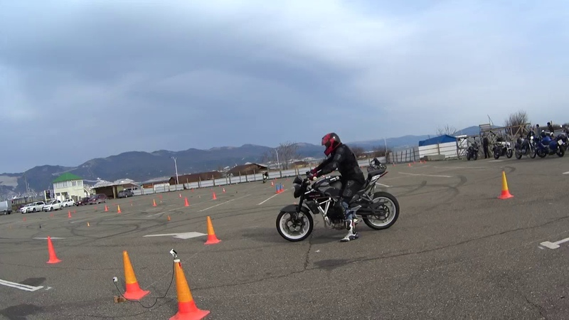MOTO GYMKHANA NVRSK/Andrey Grebenyuk/Satokana Gp/50.38 seconds