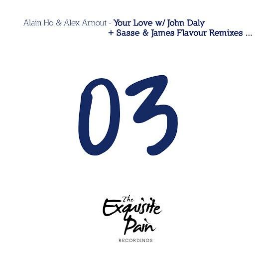 Alain Ho альбом Your Love