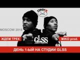 ONYX на студии GLSS RECORDS - день 1