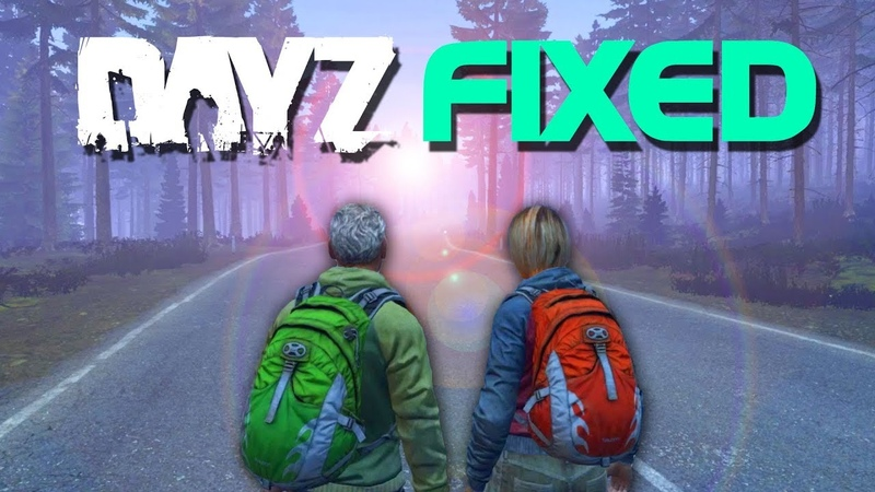 So They Fixed DayZ