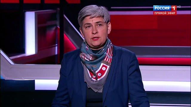 Вечер с Владимиром Соловьевым. Эфир от 10.05.2018
