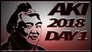 SUMO Aki Basho 2018 Day 1 September 9th Makuuchi ALL BOUTS