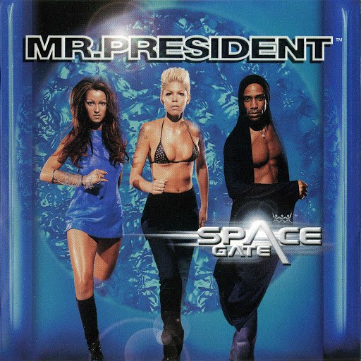 Mr. President альбом Space Gate