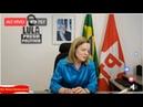 Agora Gleisi Fala a Rádio Cornélio AM e Jaques Vagner participa do Bom Dia Presidente Lula
