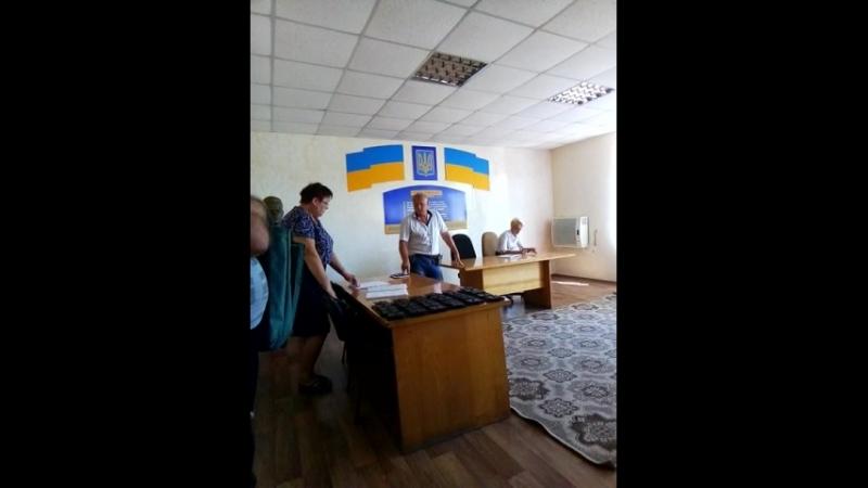 Оскарження тарифу на водопостачання мешканцями Ольшанскої ОТГ( ч1)
