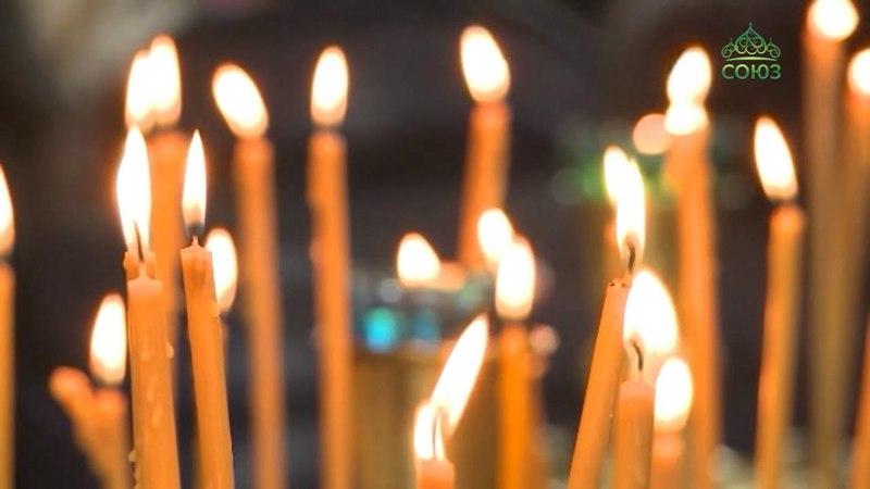 Митрополит Владимир совершил Литургию в Успенском Кафедральном города Омска