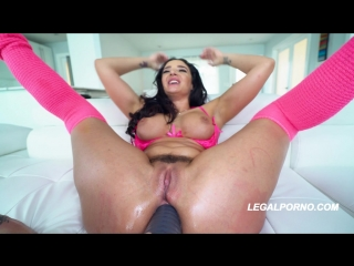 LegalPorno - Sheena Ryder [ Double Anal, Hardcore, Face Fuck, Deep Throat, IR ]