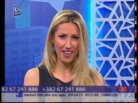 Rada Manojlovic - Moje milo - Utorkom u 8 - (TV DM Sat 02.10.2018.)