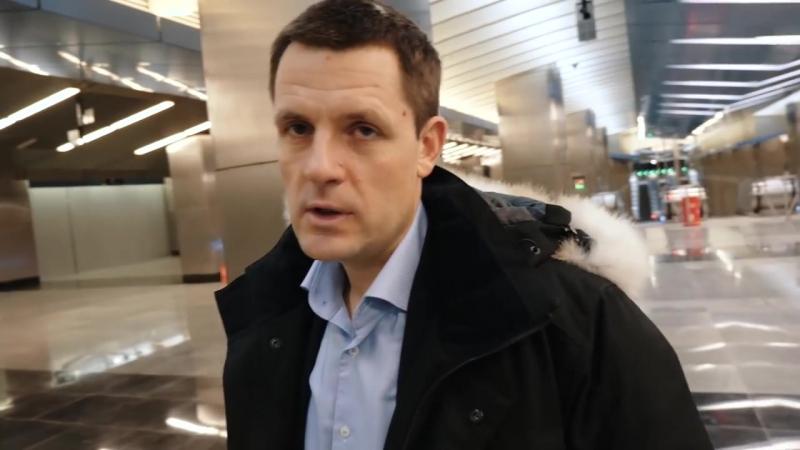 Новые станции метро в Москве - что говорит главный архитектор