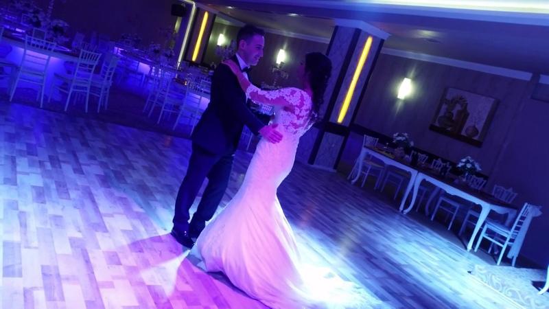 Müthiş düğün girişi Gonca ve Burak
