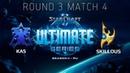 Ultimate Series 2018 Season 1 RU Round 3 Match 4 Kas T vs SKillous P