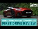 2018 Aston Martin DBS Superleggera First Drive Review | Drive.au