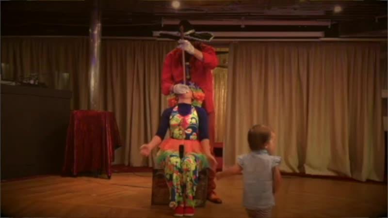 Фокусник с кроликом на детский праздник . Москва. Мытищи. Подмосковье.