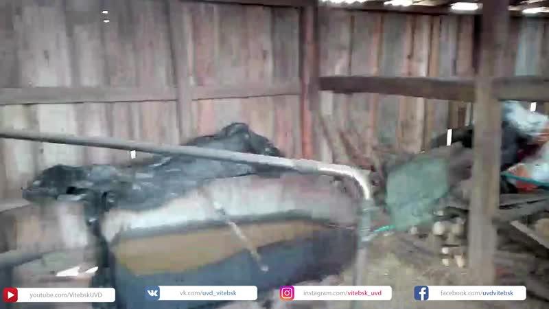 Полтонны браги изъяли у жителя Докшиц Витебский район