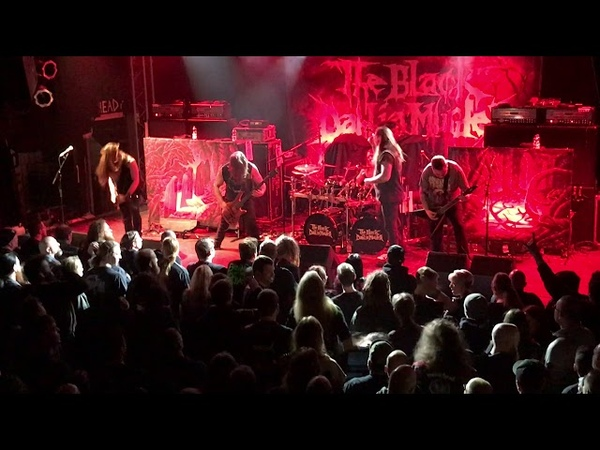 The Black Dahlia Murder Live 09.02.2018 Musik Zentrum Hannover