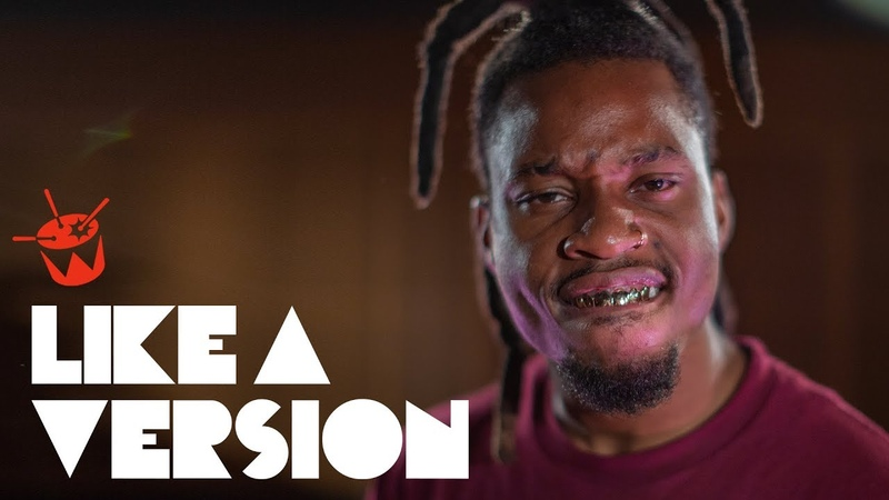 Denzel Curry covers Rage Against The Machine Bulls On Parade for Like A Version