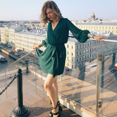 Полина Сафина